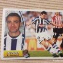 Cromos de Fútbol: CROMO DE PEDRO (REAL SOCIEDAD) LIGA 03-04 (2003 2004) ÁLBUM ESTE. Lote 160597658