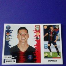 Cromos de Fútbol: 134 - DRAXLER - PSG - FIFA 365 2019. Lote 160600213