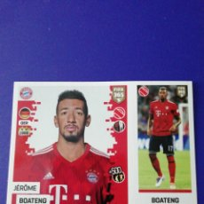 Cromos de Fútbol: 140 - BOATENG - BAYERN MUNICH - FIFA 365 2019. Lote 160602462