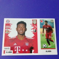 Cromos de Fútbol: 143 - ALABA - BAYERN MUNICH - FIFA 365 2019. Lote 160604109