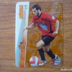 Cromos de Fútbol: MEGACRACKS 2008 2009 PANINI Nº 395 GUIZA (MALLORCA) MEGA ESTRELLAS ULTRACARD LIGA 08 09. Lote 160715414
