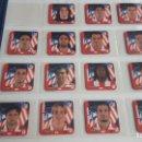 Cromos de Fútbol: EQUIPO COMPLETO ATLETICO DE MADRID COLECCION STAKS MAGNETICO LIGA 2003 2004 PANINI -ATM. Lote 160756246