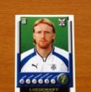 Cromos de Fútbol: TENERIFE - 305 LUSSENHOFF - EDITORIAL PANINI 2001-2002, 01-02 - NUNCA PEGADO. Lote 160944958