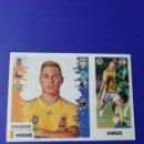 Cromos de Fútbol: 375 - VARGAS - TIGRES - FIFA 365 2019. Lote 161116437