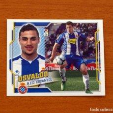 Cromos de Fútbol: R.C.D. ESPAÑOL, ESPANYOL - OSVALDO - LIGA 2010-2011, 10-11 - EDICIONES ESTE - NUNCA PEGADO. Lote 210675947