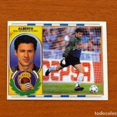 Cromos de Fútbol: REAL SOCIEDAD - ALBERTO - EDICIONES ESTE 1996-1997, 96-97 - NUNCA PEGADO. Lote 161189508