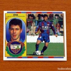 Cromos de Fútbol: EXTREMADURA - JOSE - EDICIONES ESTE 1996-1997, 96-97 - NUNCA PEGADO. Lote 161189716