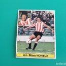 Cromos de Fútbol: NORIEGA - ATHLETIC BILBAO - CROMO EDICIONES ESTE 1981-82 - 81/82 - DESPEGADO (BORDES RECORTADOS). Lote 161337742