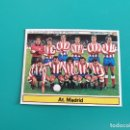 Cromos de Fútbol: ALINEACIÓN - ATLÉTICO MADRID - CROMO EDICIONES ESTE 1981-82 - 81/82 - DESPEGADO (BORDES RECORTADOS). Lote 161338090