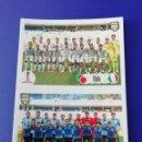 Cromos de Fútbol: 125 - ITALIA Y URUGUAY. Lote 161339492