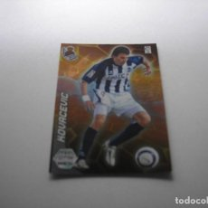 Cromos de Fútbol: KOVACEVIC (391) ERROR MEGACRACKS 2005 - 2006 (ESCUDO DEL DEPORTIVO EN LA TRASERA) - MEGAESTRELLAS. Lote 161466466