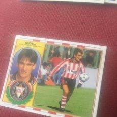 Cromos de Futebol: ESTE 96 97 1996 1997 SIN PEGAR LOGROÑES GUDELJ. Lote 161656125