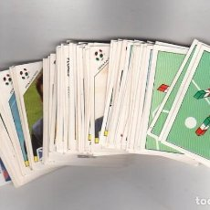 Cromos de Fútbol: ITALIA´90. LOTE DE 100 CROMOS. PANINI. ´NUEVOS. BUEN ESTADO. TODOS DIFERENTES. VER FOTOS.. Lote 161769122