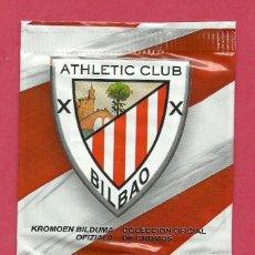 Cromos de Fútbol: SOBRE DE CROMOS SIN ABRIR - ATHLETIC CLUB BILBAO - FOOT PRINT - NUEVO. Lote 161819938