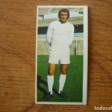 Cromos de Fútbol: CROMO LIGA ESTE 75 76 PIRRI (REAL MADRID) - NUNCA PEGADO - 1975 1976. Lote 161829418