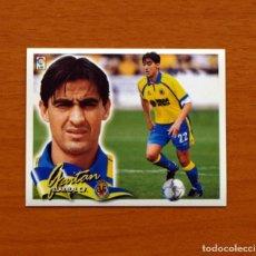 Cromos de Fútbol: VILLARREAL - GAITAN - EDICIONES ESTE 2000-2001, 00-01 - NUNCA PEGADO. Lote 162019664