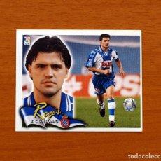 Cromos de Fútbol: R.C.D. ESPAÑOL, ESPANYOL - ROGER - EDICIONES ESTE 2000-2001, 00-01 - NUNCA PEGADO. Lote 162019985
