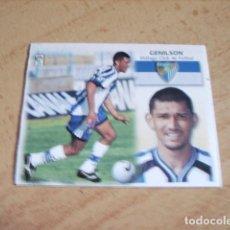 Cromos de Futebol: MALAGA ESTE 99-00 COLOCA GENILSON SIN PEGAR. Lote 162303106