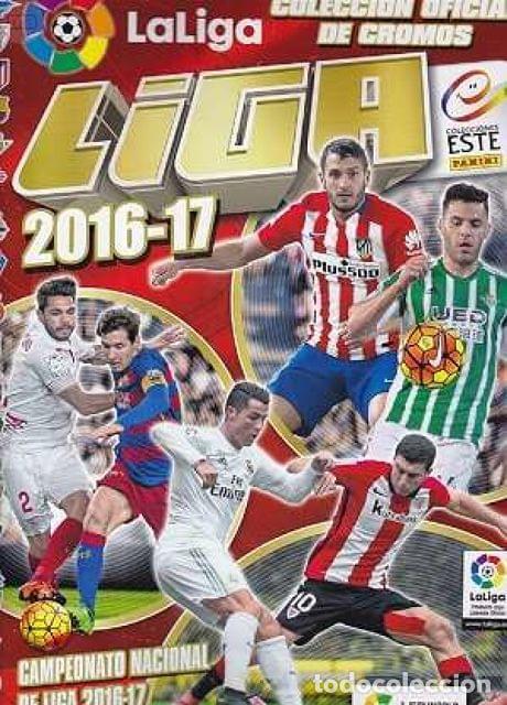LOTE DE 213 CROMOS LIGA ESTE PANINI 16 17 2016 2017. (Coleccionismo Deportivo - Álbumes y Cromos de Deportes - Cromos de Fútbol)