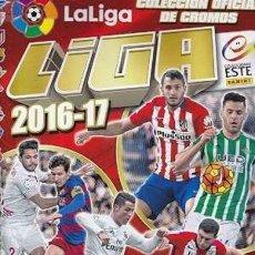 Cromos de Fútbol: LOTE DE 213 CROMOS LIGA ESTE PANINI 16 17 2016 2017.. Lote 162908430