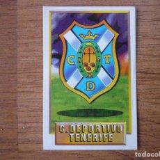 Cromos de Fútbol: CROMO ALBUM LIGA ESTE 93 94 ESCUDO (TENERIFE) - ADHESIVO SIN PEGAR - 1993 1994. Lote 163512278