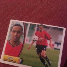 Cromos de Fútbol: ESTE 2003 2004 03 04 OSASUNA SIN PEGAR. Lote 163515836
