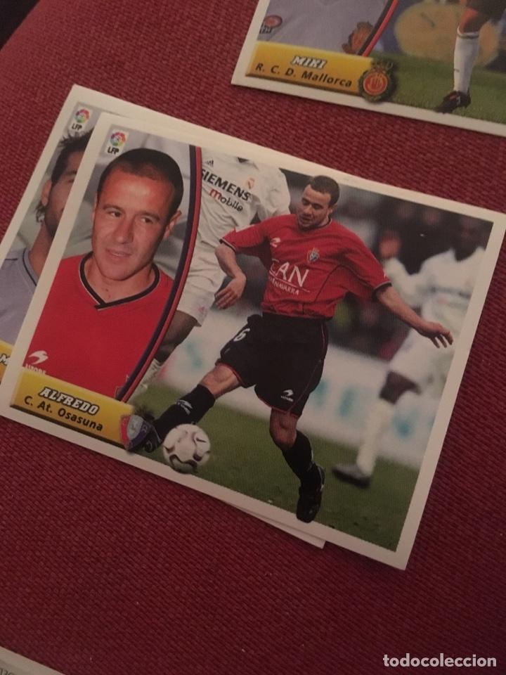 ESTE 2003 2004 03 04 OSASUNA SIN PEGAR ALFREDO (Coleccionismo Deportivo - Álbumes y Cromos de Deportes - Cromos de Fútbol)