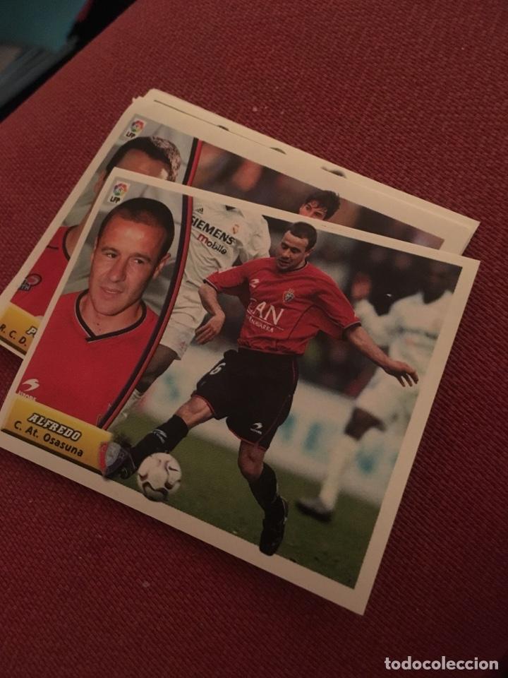ESTE 03 04 2003 2004 SIN PEGAR OSASUNA ALFREDO (Coleccionismo Deportivo - Álbumes y Cromos de Deportes - Cromos de Fútbol)