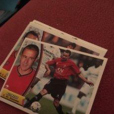 Cromos de Fútbol: ESTE 03 04 2003 2004 SIN PEGAR OSASUNA ALFREDO. Lote 163523809