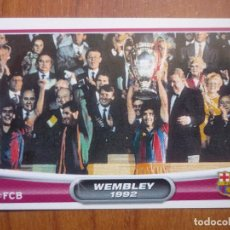 Cromos de Fútbol: CROMO ALBUM FC BARCELONA 2007 2008 PANINI Nº 172 FINAL 1992 WEMBLEY - SIN PEGAR LIGA 07 08 BARÇA FCB. Lote 163566870