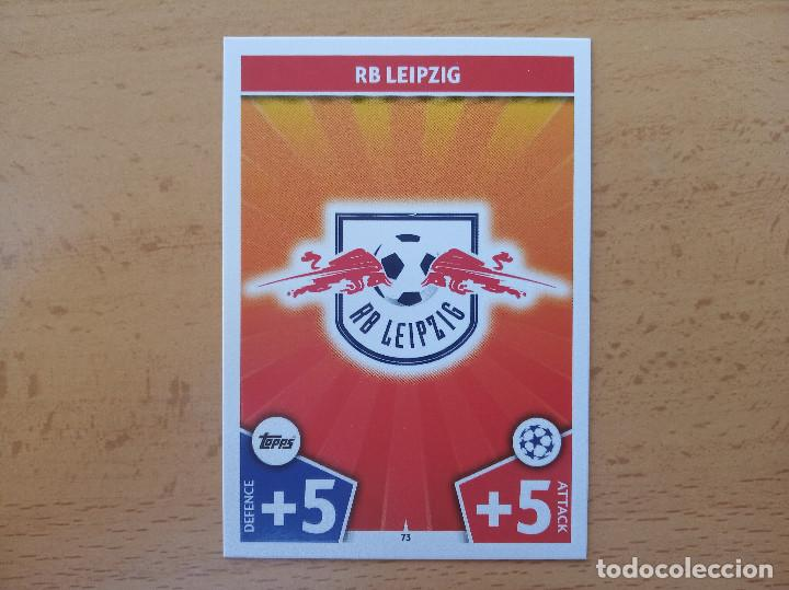 73 Logo Club Badge Escudo Rb Leipzig Champions Buy Old Football Stickers At Todocoleccion 163573522