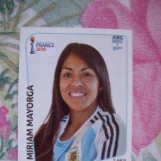 Cromos de Fútbol: MIRIAM MAYORGA ARGENTINA Nº 300 WORLD CUP FRANCE 2019 FIFA PANINI. Lote 163680070