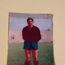 Cromos de Fútbol: CELDRAN PONTEVEDRA 65 66 1965 1966 FHER DISGRA RECUPERADO. Lote 163779702