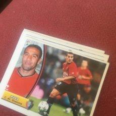 Cromos de Fútbol: ESTE 03 04 2003 2004 SIN PEGAR OSASUNA MOHA. Lote 164797808