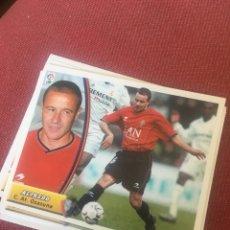 Cromos de Fútbol: ESTE 03 04 2003 2004 SIN PEGAR OSASUNA ALFREDO. Lote 164797926