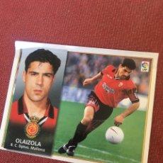 Cromos de Fútbol: ESTE 98 99 1998 1999 MALLORCA VENTANILLA OLAIZOLA. Lote 164891508