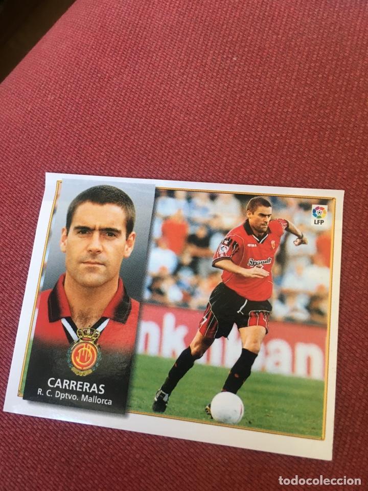ESTE 98 99 1998 1999 MALLORCA VENTANILLA CARRERAS (Coleccionismo Deportivo - Álbumes y Cromos de Deportes - Cromos de Fútbol)