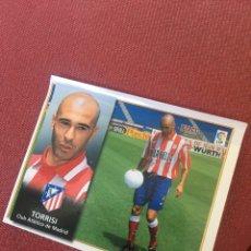 Cromos de Fútbol: ESTE 98 99 1998 1999 ATLÉTICO DE MADRID VENTANILLA. Lote 164891732