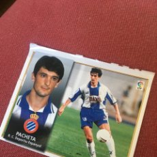 Cromos de Fútbol: ESTE 98 99 1998 1999 ESPAÑOL VENTANILLA PACHETA. Lote 164892116