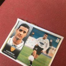 Cromos de Fútbol: ESTE 98 99 1998 1999 VENTANILLA VALENCIA JUANFRAN. Lote 164909626