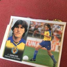 Cromos de Fútbol: ESTE 98 99 1998 1999 VENTANILLA VILLARREAL. Lote 164909818