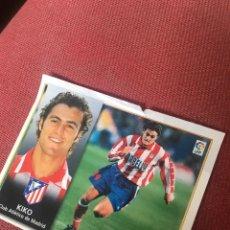 Cromos de Fútbol: ESTE 98 99 1998 1999 VENTANILLA KIKO ATLÉTICO DE MADRID. Lote 164911382