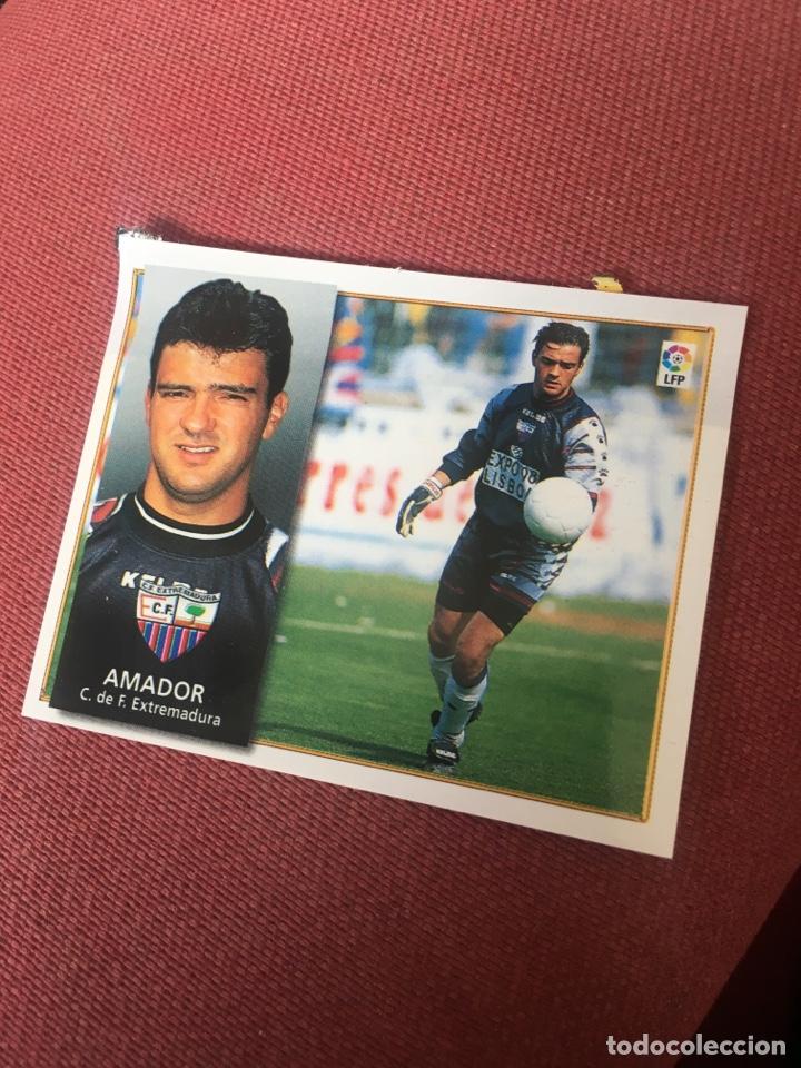 ESTE 98 99 1998 1999 VENTANILLA EXTREMADURA AMADOR (Coleccionismo Deportivo - Álbumes y Cromos de Deportes - Cromos de Fútbol)