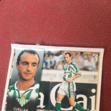 Cromos de Fútbol: ESTE 98 99 1998 1999 VENTANILLA BETIS. Lote 164912408