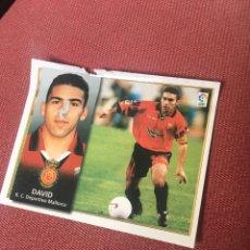 Cromos de Fútbol: ESTE 98 99 1998 1999 VENTANILLA MALLORCA DAVID. Lote 164912962