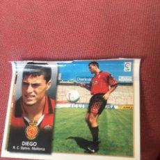 Cromos de Fútbol: ESTE 98 99 1998 1999 VENTANILLA MALLORCA DIEGO. Lote 164913057