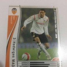 Cromos de Fútbol: CROMO CARD WCCF LIGA 2007-08 PANINI DE JAPÓN VALENCIA CF MADURO (TENGO MÁS MIRA MIS LOTES). Lote 164920426