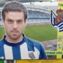 Cromos de Fútbol: 720 ALVARO NOVO - JASPEADO - TOP PLATINUM REAL SOCIEDAD - MUNDICROMO MC FICHAS LIGA 2006-07 . Lote 165125286