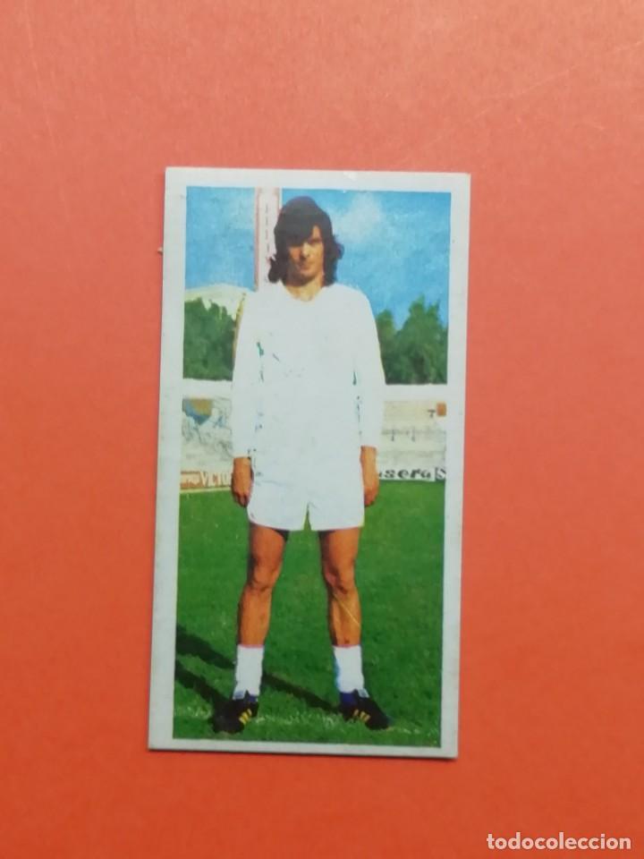 ESTE LIGA 75/76 FICHAJE N° 7 GUERINI REAL MADRID.. DIFÍCIL.. (Coleccionismo Deportivo - Álbumes y Cromos de Deportes - Cromos de Fútbol)