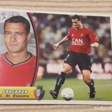 Cromos de Fútbol: CROMO CRUCHAGA (C. AT. OSASUNA) LIGA 03-04 (2003 2004) ÁLBUM ESTE. Lote 165260882